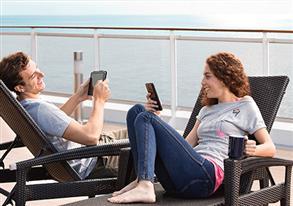 Réserver une croisière sur Internet avec une agence spécialisée en croisières. Photo MSC Cruises